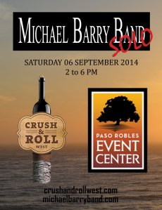 MICHAEL BARRY BAND © 2014